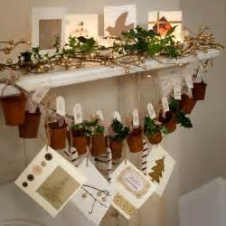 country christmas mantelpiece christmas decorating ideas