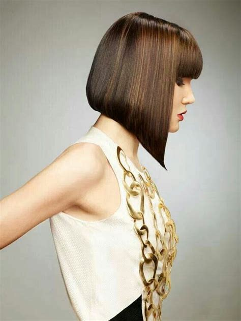 would a diagonal bob look good on a heart shaped face 17 best images about look book on pinterest bobs edgy