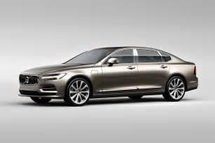 Volvo S 90 Volvo S90 Sedan Production To China Motor Trend