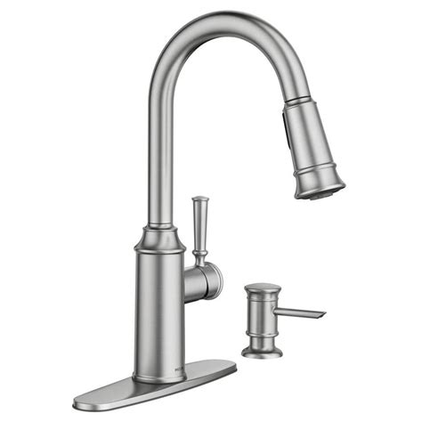 types of kitchen faucets types of moen kitchen faucets