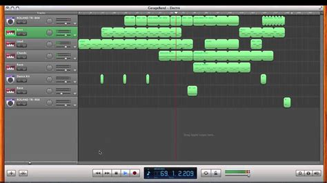 Garageband Electro House Song Youtube