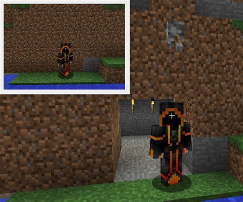 completely hidden minecraft door  steps instructables