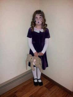 broken doll costume diy costumes on clown costumes costume and