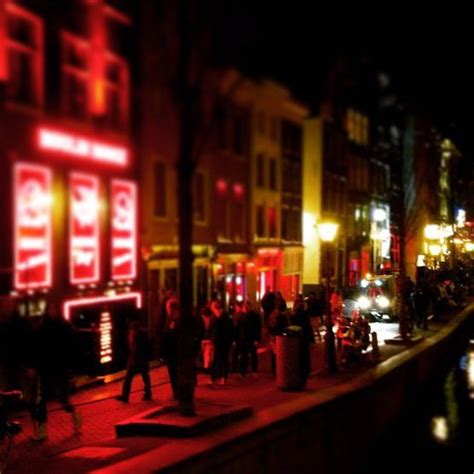 Amsterdam Light District Prices by With A In Amsterdam Amsterdam