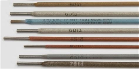 best arc welding rods different types of welding rods the ultimate guide