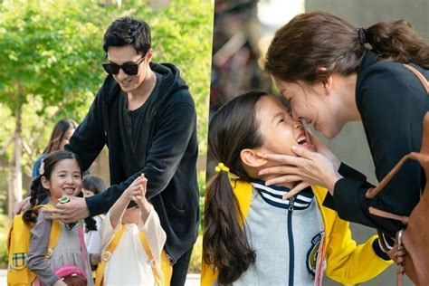 so ji sub child so ji sub and jung in sun are amazing with kids in terius