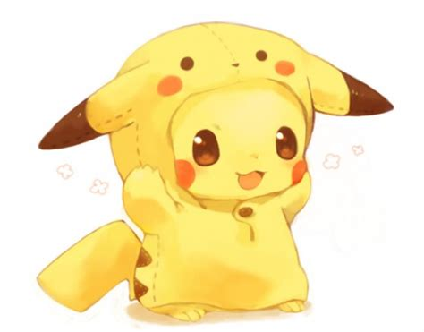 imagenes kawaii pokemon kawaii pikachu