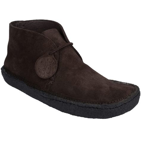 s pretty green mens suede boots get the label