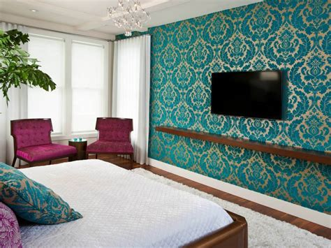 best wallpapers for bedroom 25 accent wall paint designs decor ideas design trends