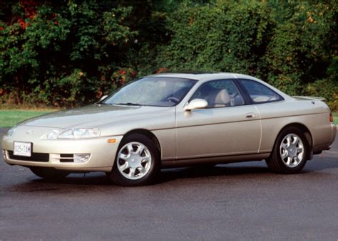 lexus gold curbside 1997 lexus sc 400 v8 powered coupes
