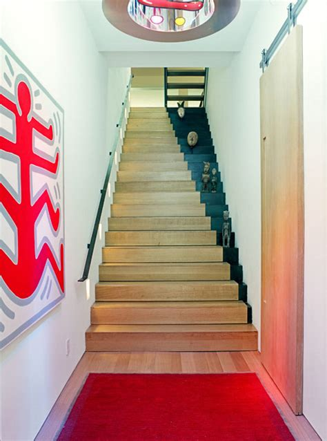 design milk stairs stare worthy stairs red house west
