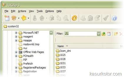 format ods adalah 5 kumpulan aplikasi terbaik pengganti winrar freeware