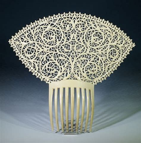spanish mantilla comb hairstyles comb and hair symbolic jewellery kaleidoscope effect