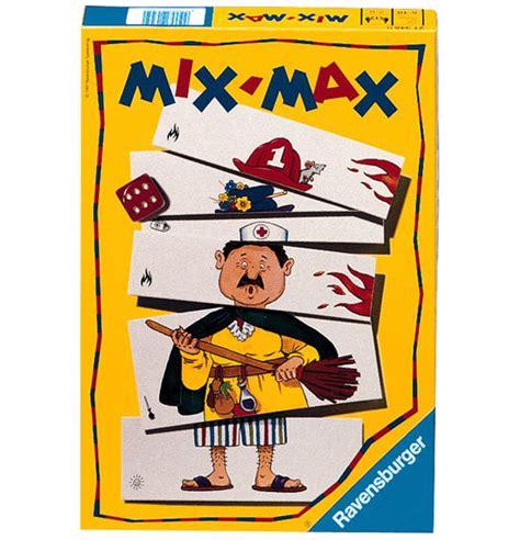 Mix Maxy by Barnspel Och S 228 Llskapsspel Mix Max