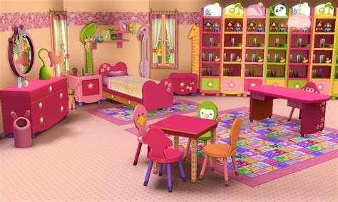 strawberry shortcake bedroom forums community the sims 3
