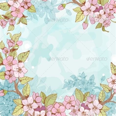 design bunga background wallpaper bunga sakura 187 tinkytyler org stock photos
