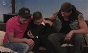 how to comfort someone crying big brother 2011 aden cries his heart out as he struggles