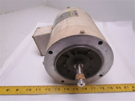 Electric Motor Rotation by Leeson C6t34vc2h Washdown Electric Motor Rotation