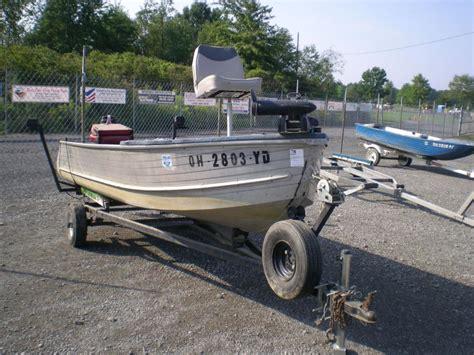 richline boats 1970 richline 15 aluminum boa auctions online proxibid