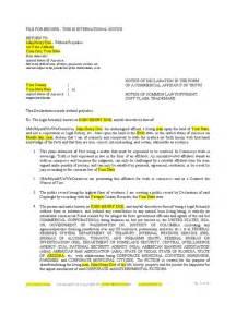 Uk Affidavit Template by Doc 600730 Affidavit Template Uk Free General Affidavit