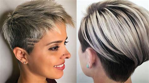 imagenes de corte de cabello para damas 2016 cortes de pelo corto 2017 el v 205 deo muestra cortes de