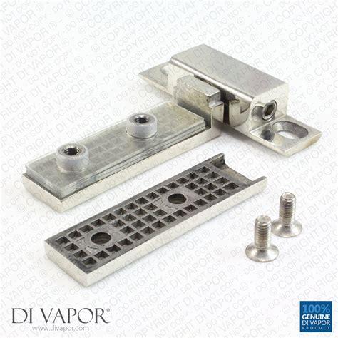 Shower Door Hinge Parts 360 Degree Shower Door Pivot Hinge Part 40mm To For 6mm To 10mm Glass