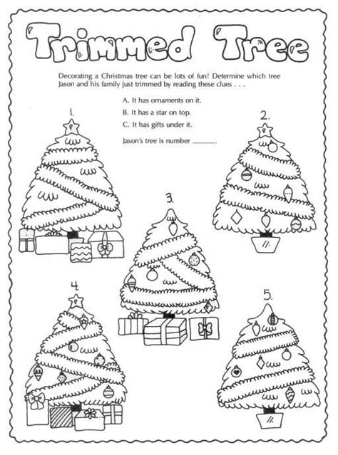 printable toddler christmas activities free printable christmas worksheets for kids merry