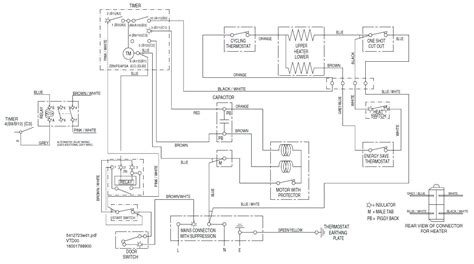 hotpoint aquarius ctd00 wiring diagram wiring diagram