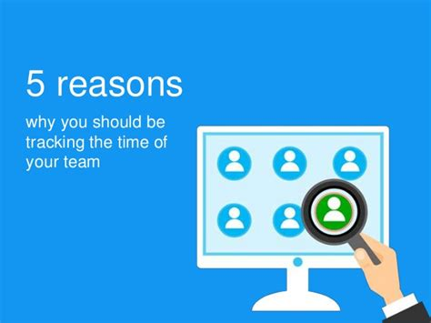 5 Reasons Why You Should 5 reasons why you should be tracking your team time