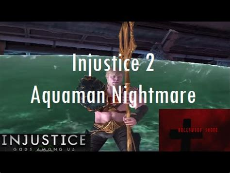 injustice gods among us ios challenge injustice gods among us ios injustice 2 aquaman