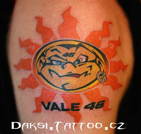 valentino rossi tattoo designs pin sun by daksijpg on