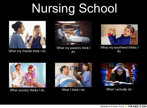 nursing school meme memetation