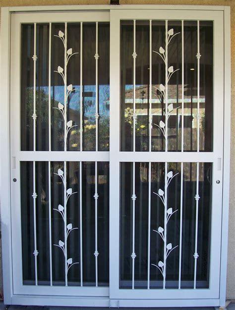 security doors  patio sliding glass door security