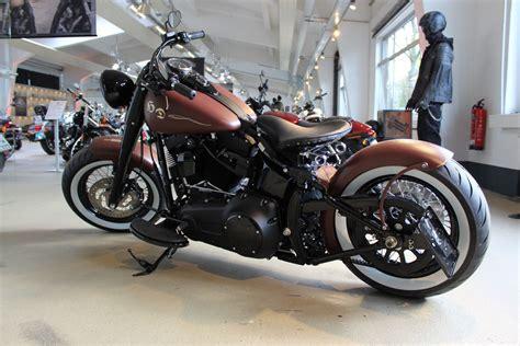 Motorrad Umbau D Sseldorf by Harley Davidson Fls Custom Bobber Umbau Jekill Hyde Als