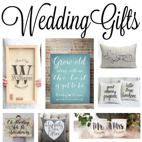 wedding gift ideas the country chic cottage