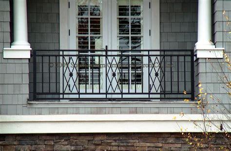 balcony banister aluminum balcony railing 2