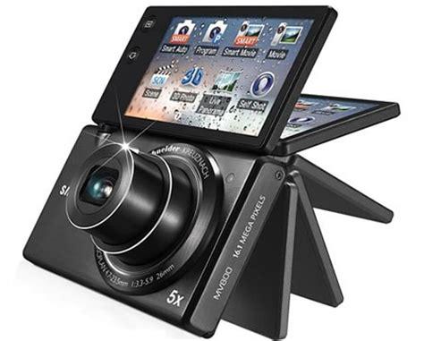 Kamera Samsung Mirror Pop The Samsung Mirror Pop Mv800 Lets You Take Creative Easily Tech
