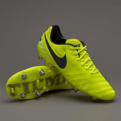 Sepatu Bola Kaki Nike sepatu bola nike tiempo legend vi sg pro volt black