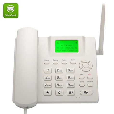 telefoni da tavolo con sim telefono con sim card gsm fisso da tavolo scrivania tim