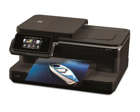 Printer Fotocopy hp photosmart aio 7510 wireless e print scan printer c12 ebay