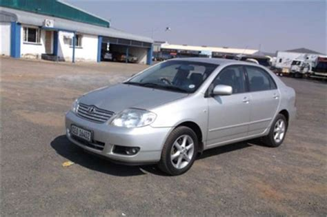 Toyota Corolla Dealership 2005 Toyota Corolla Corolla 160i Gsx Cars For Sale In