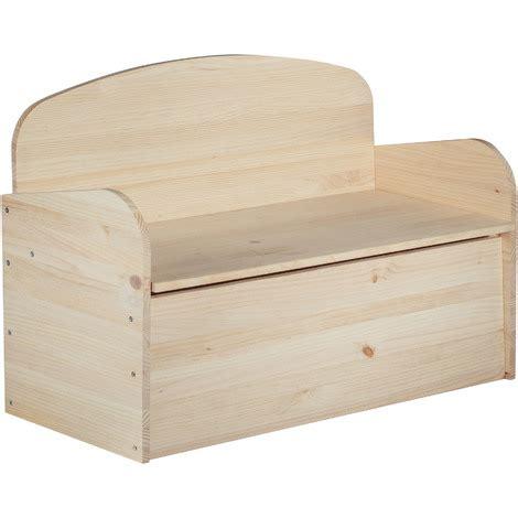 Banc Coffre En Bois banc coffre en bois pin massif banc coffre bb9038 99