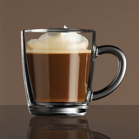 Gelas Clear Mug pasabahce barista coffee collection glass coffee mug set