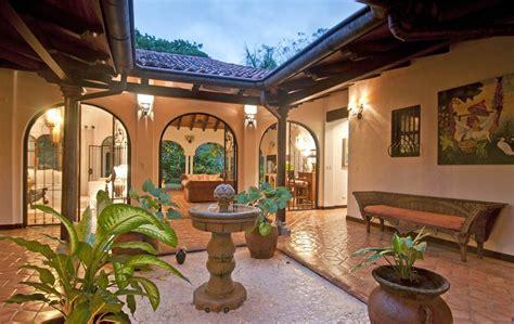 balcony mediterranean style house plans hacienda