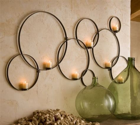 Candle Holder Wall Decor 20 fascinating wall ideas to decor your home