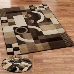Modern Area Rugs Tones Area Rugs