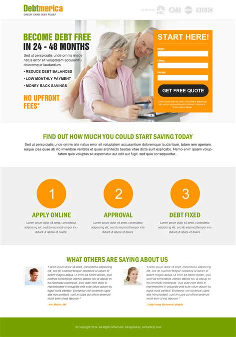 lead capture page templates free clean and converting landing page design templates to