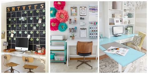Ideas To Decorate An Office Home Office Ideas How To Decorate A Home Office