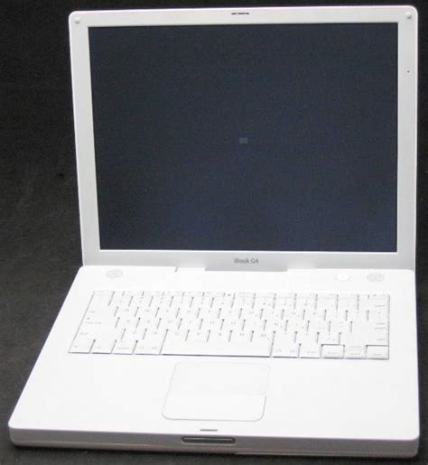 Laptop Apple Ibook G4 apple ibook g4 a1134 laptop parts repair powers on ebay