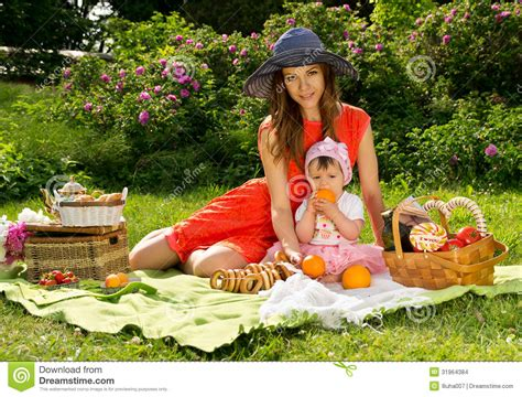 Nature S Miracle Babies Beautiful And Baby On Nature Stock Images Image 31964384